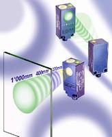 Ultrasonic Sensors feature 1,000 mm scanning range.