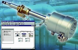 Air and Gas Flow Sensor has 200 m/s measuring range.