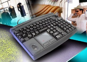 Custom Keyboard provides security in retail and banking.