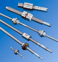SKF Roller Screws Offer Optimized Performance Compared with Same-Size Ball Screws