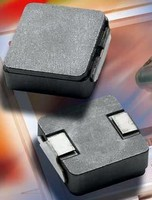 High-Current Inductors come in low-profile package.