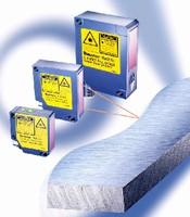Analog Laser Sensor measures distance up to 550 mm.