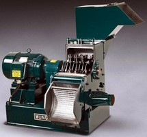Hammer Mill reduces friable and fibrous materials.