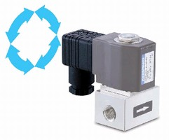 Proportional Control Valves handle gases and liquids.