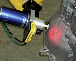 Marking System is suited for use as end effector on robots.