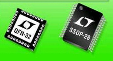 DC/DC Controller offers differential output sensing.