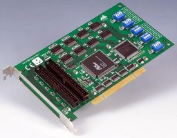 Digital I/O Card has 48-channel architecture.