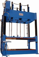 Beckwood Delivers Compression Molding Hydraulic Press