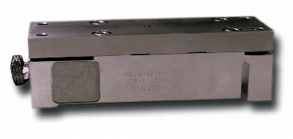 Load Cell operates in vacuum environments.