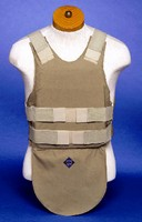 Hard Body Armor features fully encapsulated design.