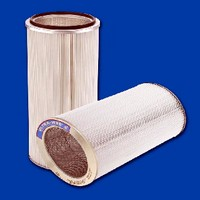 Industrial Air Filters suit agglomerative dust applications.