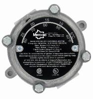 Thermostat controls temperature in hazardous locations.