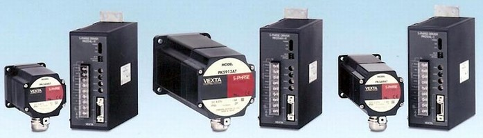 5 Phase RK Series Stepping Motors Achieves RoHS