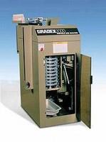 Particle Size Analyzer automates sieve analysis process.
