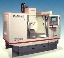 Vertical Machining Center has Siemens Acramatic A2 100 CNC.