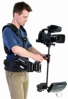 Camera Stabilization System offers failsafe operation.
