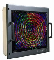 Military Grade LCD provides flicker-free images.