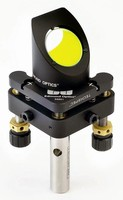 Kinematic Optical Mounts provide precision adjustment.