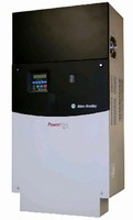 HVAC Drives offer power ratings up to 350 hp.