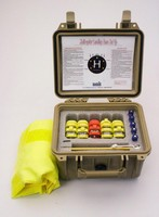 Pelican Case Protects Bowhead's Landing Zone Kit