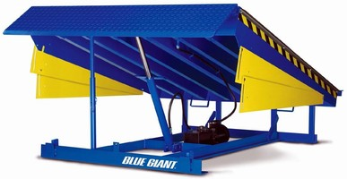 Dock Levelers offer mechanical or hydraulic operation.