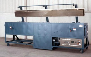 650°F (343°C) Electric Top-Loading Batch Oven