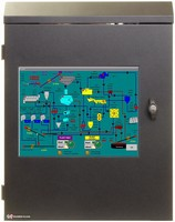 Industrial PC Enclosures are designed for harsh environments.