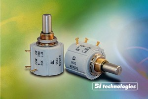BI Technologies Develops Precision Potentiometers for Heavy Sideload Applications