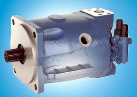 Quiet Pump Expands Rexroth Line of Reduced-Noise Hydraulics