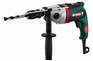 Hammer Drill features ½ in. keyless chuck.