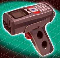 Hand Held Reader decodes all bar and 2D codes.