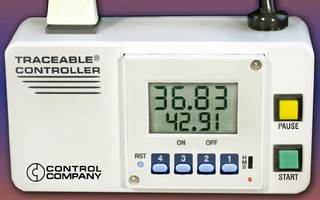 Count-Up Controllers allow unattended equipment operation.