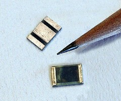 SMT Resistors feature environmentally safe design.