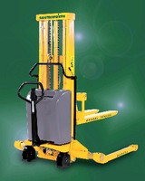 Pallet Stackers suit plants and warehouses.