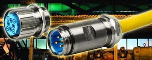 Connectors suit demanding power and motor applications.