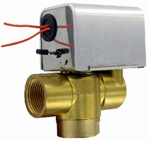 Zone Control Valves suit HVAC systems.