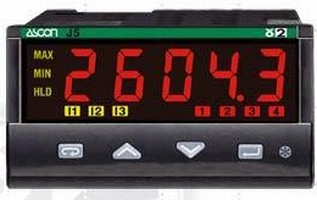 Indicator-Transmitter is supplied with 3 digital inputs.