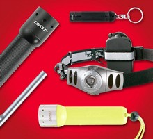 NTE Electronics is Master Distributor of Coast Line of LED Flashlight Products!