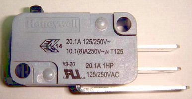 Miniature DC Switches suit repetitive applications.