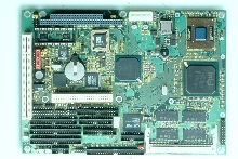 Embedded Miniboard is based on Intel 82443 BX chipset.