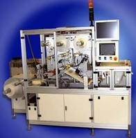 RFID Tag Embedding System performs smart label conversion.