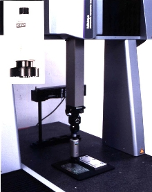 Coordinate Measuring Machine is available with probing options.
