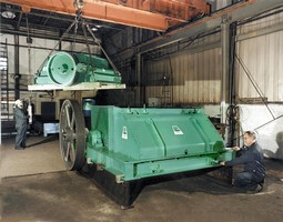 Single Roll Crushers Effective on Coal, Rock, Shale, and Other Minerals
