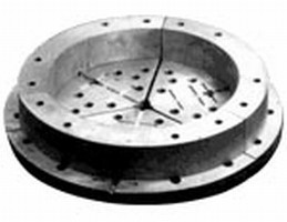 Chuck Jaw Plates help machine large, thin-walled parts.