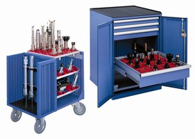 Lista International Corporation to Feature CNC Tool Storage Cabinets and Transporters at Eastec 2006, Booth 3021