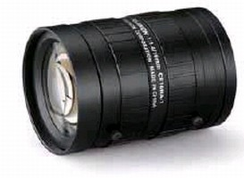 Machine Vision Lenses offer focal lengths from12.5-75 mm.