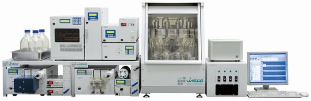 Chromatography System features chiral detection.