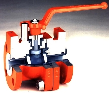 Ball Valves handle corrosive and high-purity media.