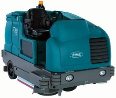 Rider Scrubber is designed to minimize maintenance downtime.