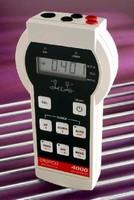 Digital Ohmmeters provide low resistance measurements.